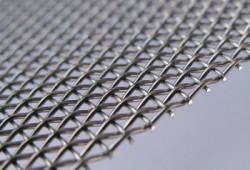 Plain Weaving Wire Mesh by Heanjia Super-Metals