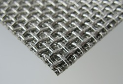 sintered wire mesh for solid-liquid-gas filtration