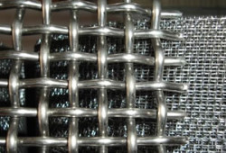 Crimped Wire Mesh durable filter