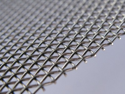 2205 Duplex Stainless Steel Mesh Perforated Metal