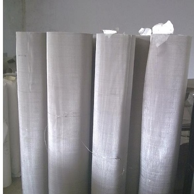 Electroformed nickel mesh screens for sugar mills