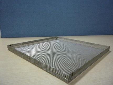 Heat treating tray (2)