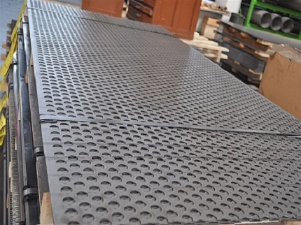 Monel Perforated Sheet