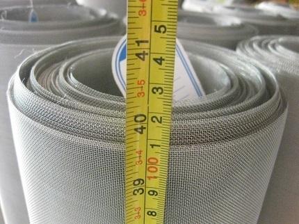 Nichrome wire mesh