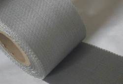 Nickel wire mesh for electrode battery