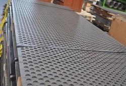 Monel Perforated Metal