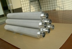Sintered felt filter - Heanjia Super-Metals