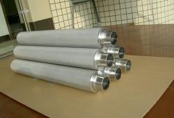 Sintered felt filter - Heanjia Super-Metals
