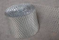 expanded constantan sheet heater