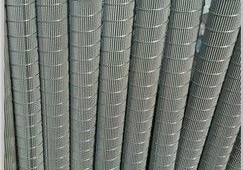 hot gas filtration elements