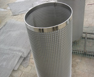 mesh for high temperature