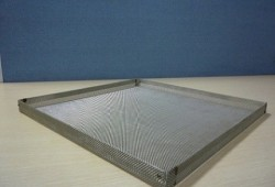 heat treating tray