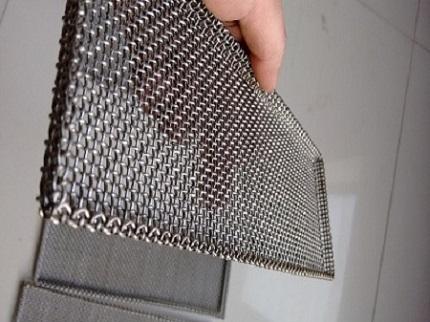 nichrome mesh silver sintering