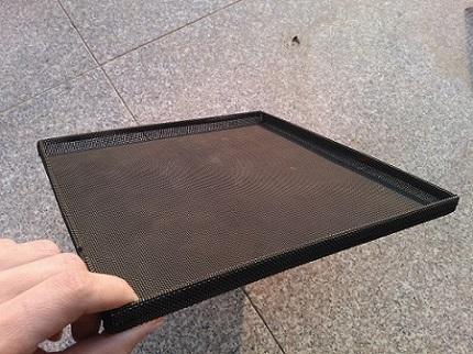 nichrome mesh tray