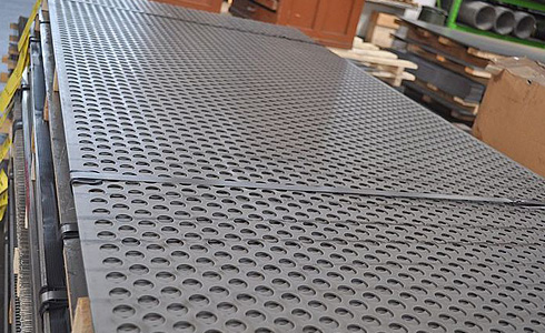 Monel Mesh, Monel Perforated Metal