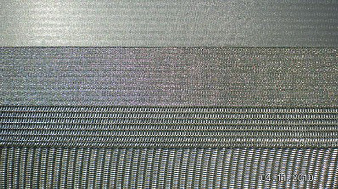 Multi Layer Sintered Mesh