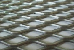 Monel-expanded-metal sheet plate