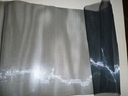 Tungsten wire mesh (2)