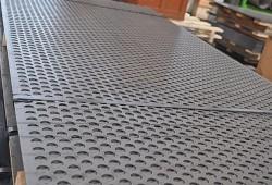 inconel perforated metal sheet