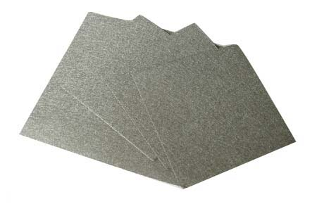 sintered fiber felt for hot gas filter