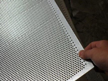 Hastelloy Perforated metal 3