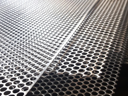 Hastelloy Perforated metal 4