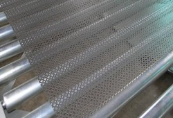 hastelloy perforated metal