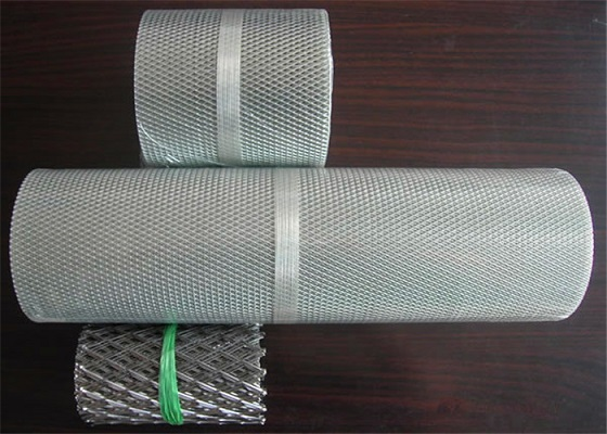 Expanded Metal for Electric Heating Element