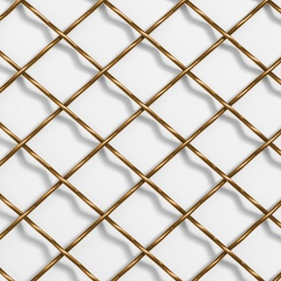 decorative mesh round wire - Decorative Mesh