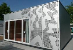 perforated metal decorative mesh