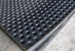 Monel Perforated Metal Sheet