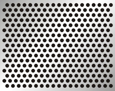 perforated ,metal supplier