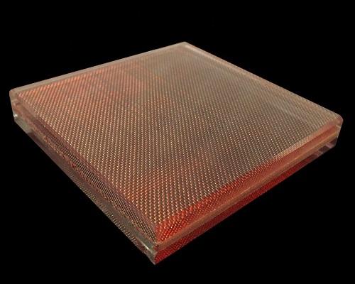 copper mesh decorative