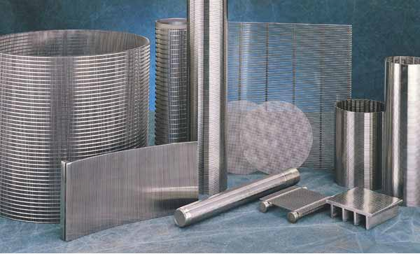 Industrial monel mesh filter